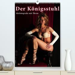 Der Königsstuhl – Aktfotografie mit Thron (Premium, hochwertiger DIN A2 Wandkalender 2020, Kunstdruck in Hochglanz) von Hähnel www.christoph-haehnel.de,  Christoph