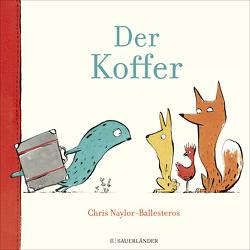 Der Koffer von Gutzschhahn,  Uwe-Michael, Naylor-Ballesteros,  Chris