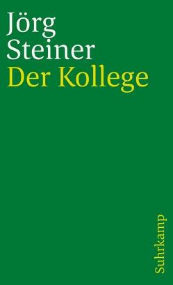 Der Kollege von Steiner,  Jörg