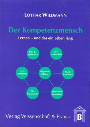 Der Kompetenzmensch von Wildmann,  Lothar