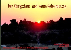 Der Königstein  in s/w von Körner,  Ingrid, Körner,  W.