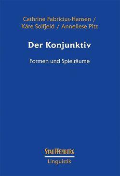 Der Konjunktiv von Fabricius-Hansen,  Cathrine, Pitz,  Anneliese, Solfjeld,  Kåre