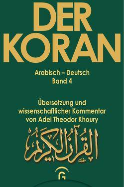 Der Koran / Sure 3,1 – 200 von Khoury,  Adel Theodor