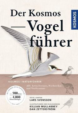 Der Kosmos Vogelführer von Mullarney,  Killian, Svensson,  Lars, Zetterström,  Dan