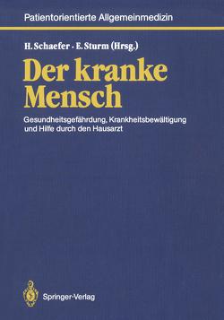 Der kranke Mensch von Schaefer,  Hans, Sturm,  Eckart