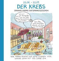 Der Krebs von Korsch Verlag, Mayr,  Johann