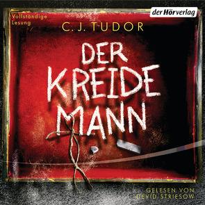 Der Kreidemann von Schmitz,  Werner, Striesow,  Devid, Tudor,  C.J.