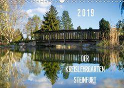 Der Kreislehrgarten Steinfurt (Wandkalender 2019 DIN A3 quer) von Bücker,  Michael