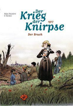 Der Krieg der Knirpse von Hardoc, Hautière,  Régis