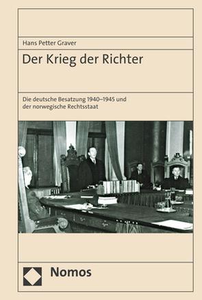Der Krieg der Richter von Graver,  Hans Petter, Hack,  Melanie