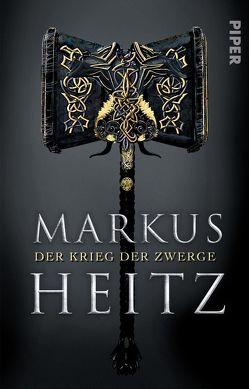 Der Krieg der Zwerge von Heitz,  Markus