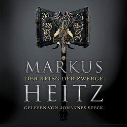 Der Krieg der Zwerge von Heitz,  Markus, Steck,  Johannes