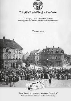 Der Krieg ist ein furchtbares Unglück von Hoffmann,  Marita, Kukatzki,  Bernhard