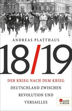 Der Krieg nach dem Krieg von Platthaus,  Andreas