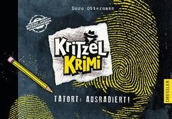 Kritzel-Krimi von Ottermann,  Doro
