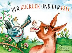 Der Kuckuck und der Esel von Hoffmann von Fallersleben,  Heinrich, Kotulla,  Julia