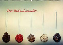 Der Küchenkalender (Wandkalender 2019 DIN A2 quer) von Hultsch,  Heike