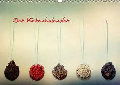 Der Küchenkalender (Wandkalender 2019 DIN A3 quer) von Hultsch,  Heike