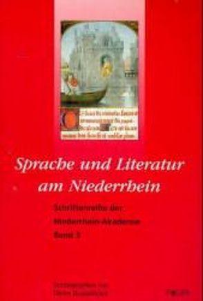 Der Kulturraum Niederrhein von Elmentaler,  Michael, Geuenich,  Dieter, Heimböckel,  Dieter, Kellermeier,  Birte, Spicker,  Johannes