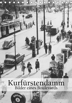 Der Kurfürstendamm – Bilder eines Boulevards (Tischkalender 2018 DIN A5 hoch) von bild Axel Springer Syndication GmbH,  ullstein