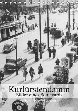 Der Kurfürstendamm – Bilder eines Boulevards (Tischkalender 2019 DIN A5 hoch) von bild Axel Springer Syndication GmbH,  ullstein