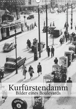 Der Kurfürstendamm – Bilder eines Boulevards (Wandkalender 2019 DIN A3 hoch) von bild Axel Springer Syndication GmbH,  ullstein
