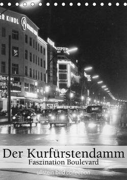 Der Kurfürstendamm – Faszination Boulevard (Tischkalender 2018 DIN A5 hoch) von bild Axel Springer Syndication GmbH,  ullstein
