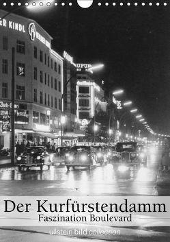 Der Kurfürstendamm – Faszination Boulevard (Wandkalender 2018 DIN A4 hoch) von bild Axel Springer Syndication GmbH,  ullstein