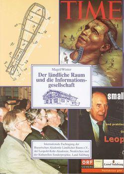 Der ländliche Raum und die Informationsgesellschaft von Magel,  Holger, Vötter,  Christian, Winter,  Alfred
