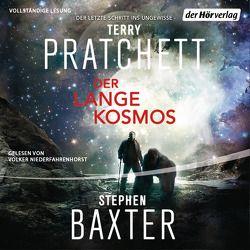 Der Lange Kosmos von Baxter,  Stephen, Jung,  Gerald, Niederfahrenhorst,  Volker, Pratchett,  Terry