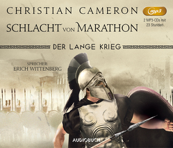 Der lange Krieg: Die Schlacht von Marathon von Cameron,  Christian, Hanowell,  Holger, Wittenberg,  Erich
