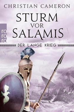 Der Lange Krieg: Sturm vor Salamis von Cameron,  Christian, Hanowell,  Holger