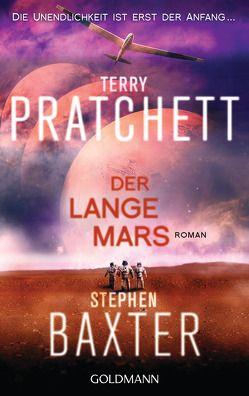 Der Lange Mars von Baxter,  Stephen, Jung,  Gerald, Pratchett,  Terry