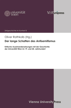 Der lange Schatten des Antisemitismus von Rathkolb,  Oliver