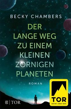 Der lange Weg zu einem kleinen zornigen Planeten von Chambers,  Becky, Will,  Karin