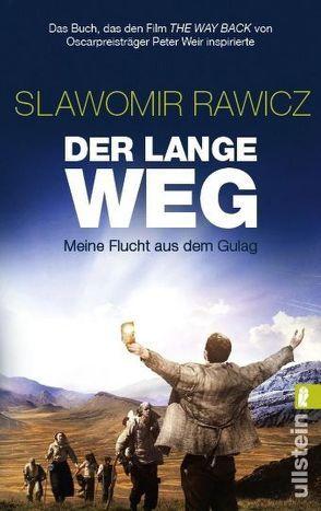 Der lange Weg von Rawicz,  Slawomir, Seebohm,  Hans U
