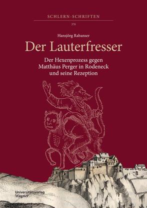Der Lauterfresser von Rabanser,  Hansjörg