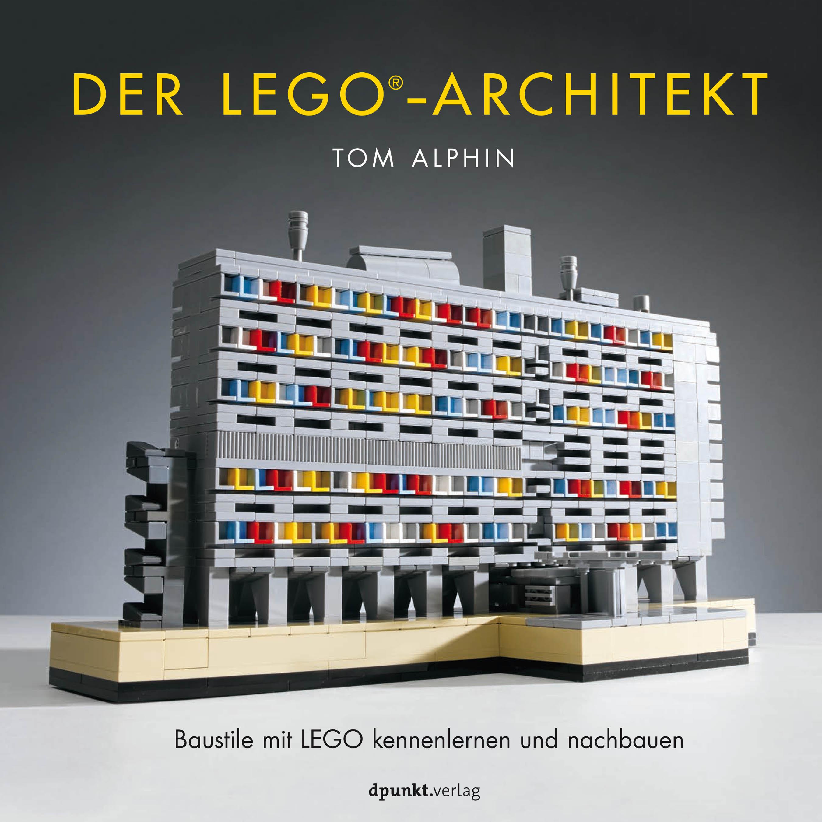 der lego architekt von alphin tom gronau volkmar baustile mit le. Black Bedroom Furniture Sets. Home Design Ideas