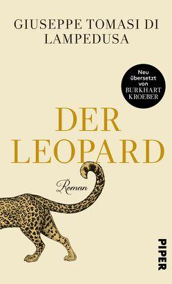 Der Leopard von Kroeber,  Burkhart, Tomasi di Lampedusa,  Giuseppe
