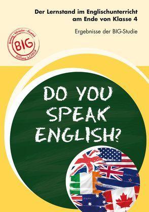 Der Lernstand im Englischunterricht am Ende von Klasse 4 von BIG-Kreis in der Stiftung Lernen der Schul-Jugendzeitschriften FLOHKISTE/floh!