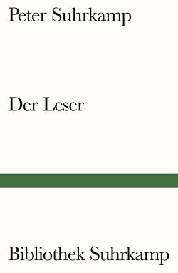 Der Leser von Kasack,  Hermann, Suhrkamp,  Peter