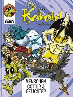 Der letzte Kobold von Pede,  Stefan, Seliger,  Dirk