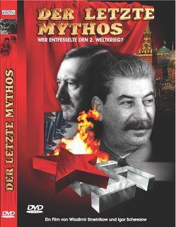 Der letzte Mythos von Schewzow,  I, Sinelnikow,  W, Streck,  Viktor