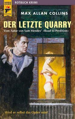 Der letzte Quarry von Collins,  Max Allen