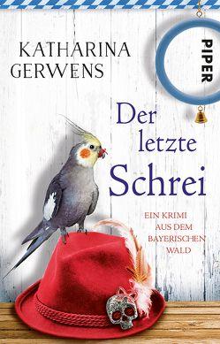 Der letzte Schrei von Gerwens,  Katharina