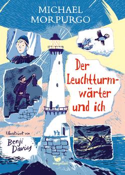 Der Leuchtturmwärter und ich von Ahrens,  Henning, Davies,  Benji, Morpurgo,  Michael