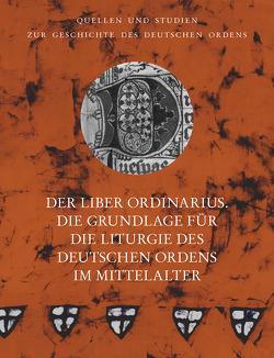 Der Liber Ordinarius von Löffler,  Anette