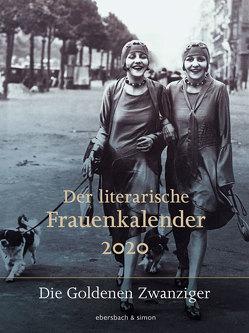 Der literarische Frauenkalender 2020 von Ebersbach,  Brigitte
