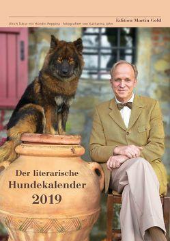 Der literarische Hundekalender 2019 von Körner,  Charlotte