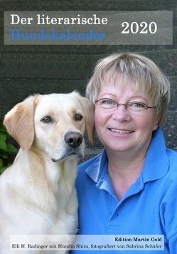 Der literarische Hundekalender 2020 von Brand,  Flinde, Körner,  Charlotte